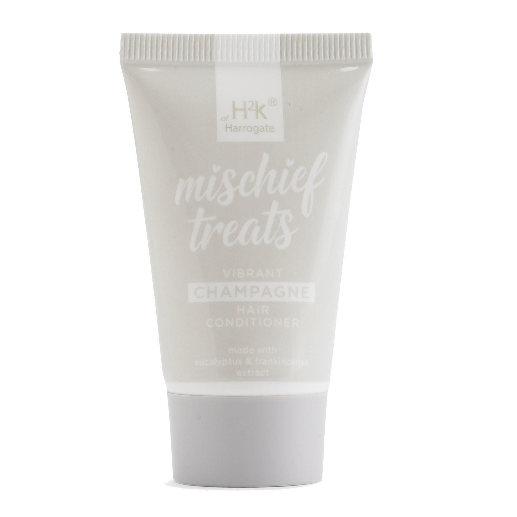 H2k Mischief Treats Vibrant Champagne Hair Conditioner Guest Miniature