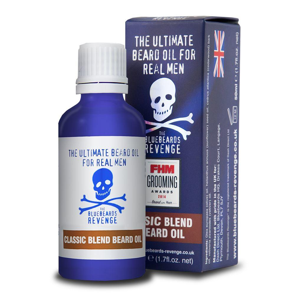 Bluebeards Revenge Classic Blend Beard Oil (50ml)
