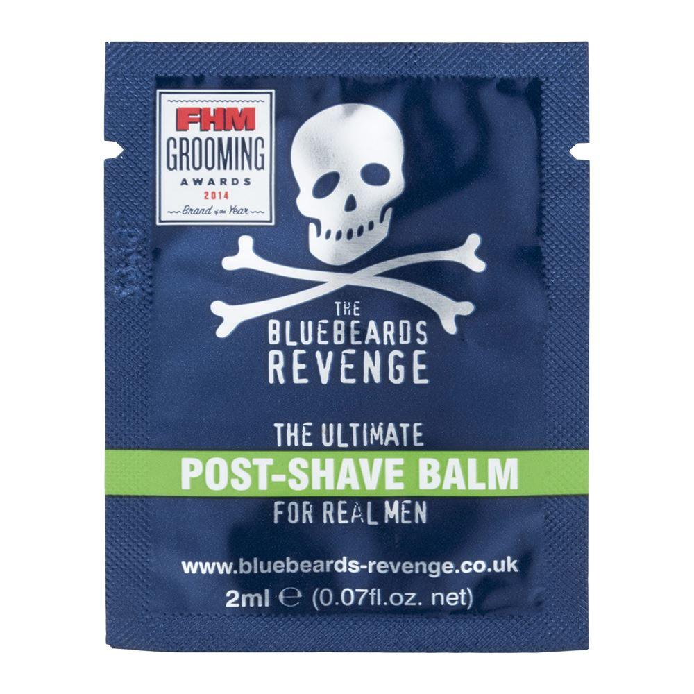 Bluebeards Revenge Post-Shave Balm Sample Sachet (3ml)