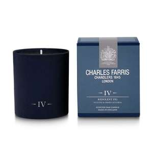 Charles Farris Redolent Fig IV Single Wick Candle