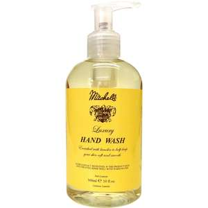 Mitchell's Wool Fat Lanolin Hand Wash