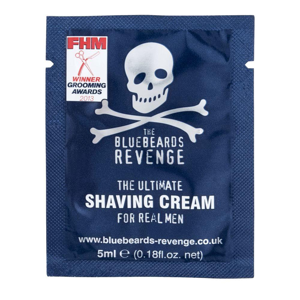 Bluebeards Revenge Shaving Cream Sample Sachet (3ml)