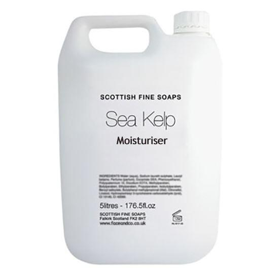 Scottish Fine Soaps Commercial Sea Kelp Hand Moisturiser Refill