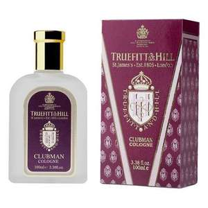 Truefitt & Hill Clubman Atomiser Spray Cologne