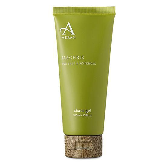 Arran Aromatics Machrie Sea Salt & Rockrose Shaving Gel