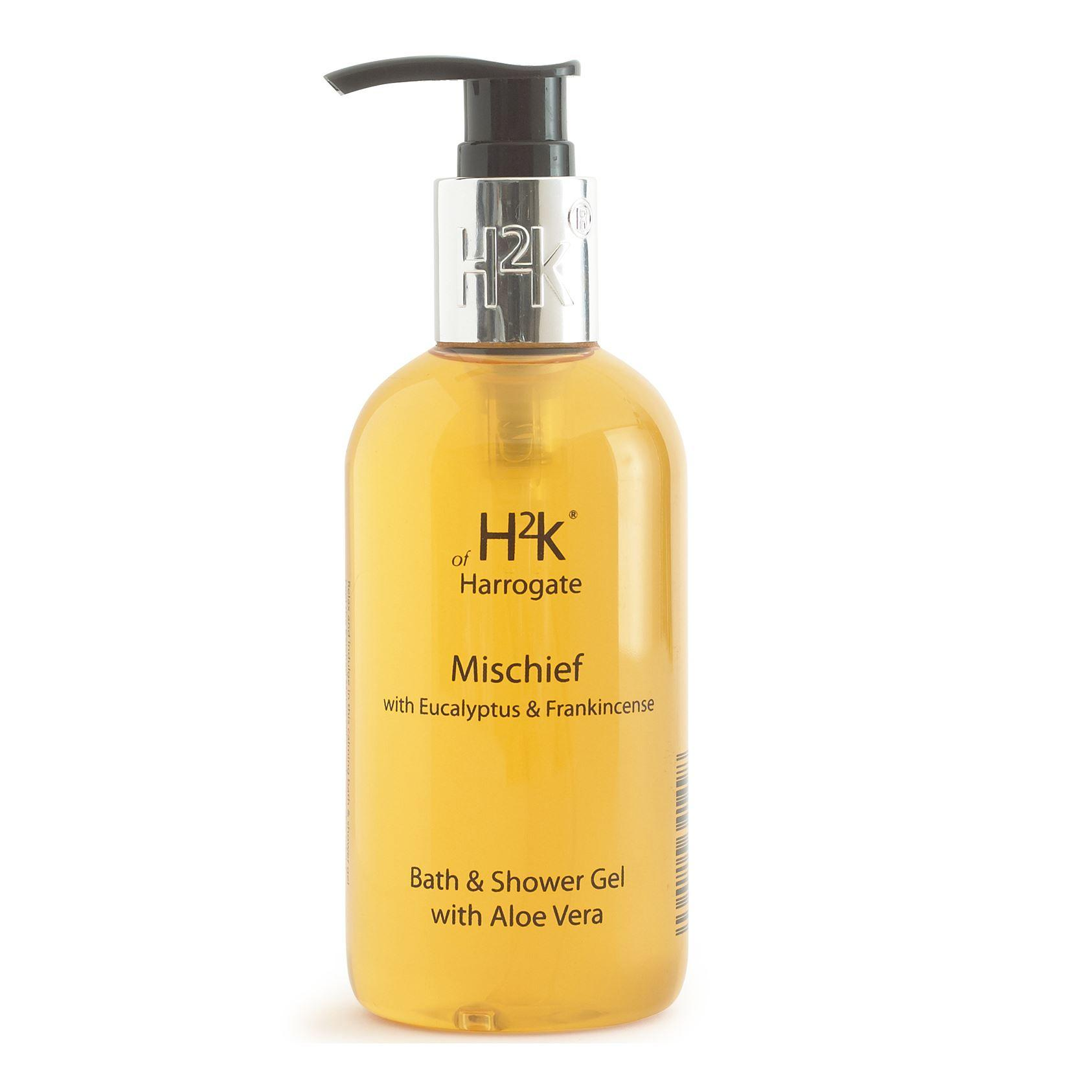 H2K Mischief Regular, 250ml Bath & Shower Gel