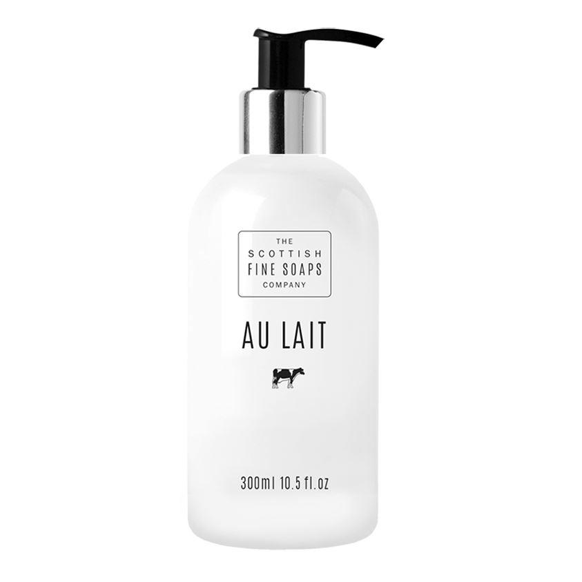Scottish Fine Soaps Au Lait Hair & Body Wash