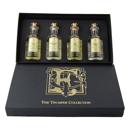 Trumper Collection Cologne Gift Set 4 x 30ml (Astor, Curzon, Marlborough, Wellington)