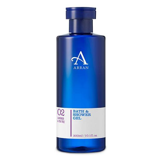Arran Aromatics Seaweed & Sage Bath & Shower Gel