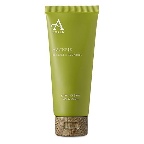 Arran Aromatics Machrie Sea Salt & Rockrose Shaving Cream