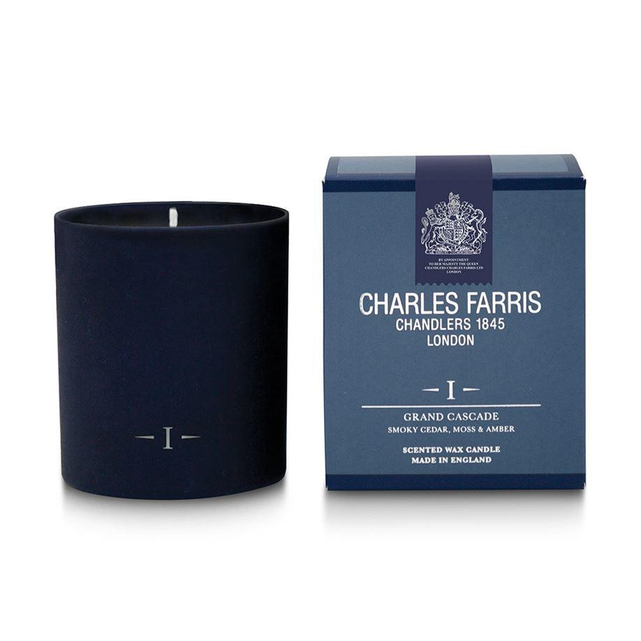 Charles Farris Grand Cascade I Single Wick Candle