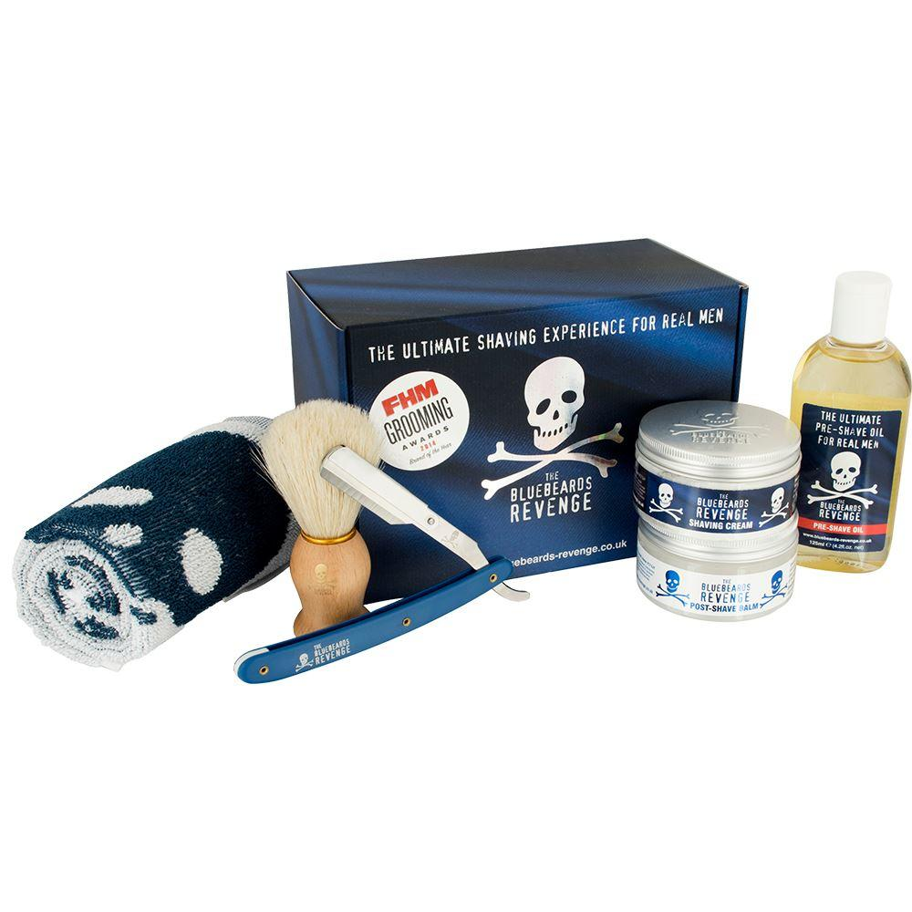 Bluebeards Revenge Barber Bundle