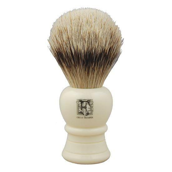 Geo F Trumper SB5 Super Badger Shaving Brush