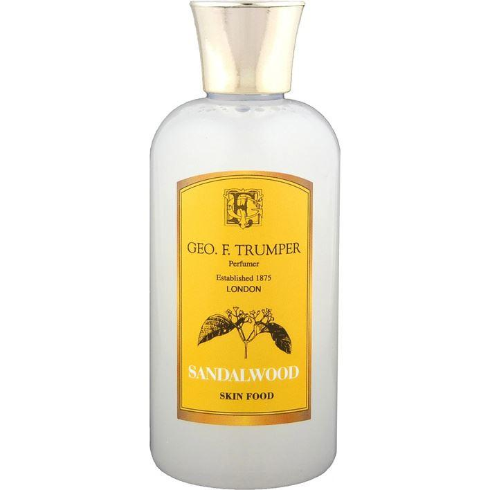 Geo F Trumper Medium Sandalwood Skin Food