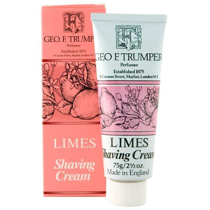 Geo F Trumper Extract of Limes Shaving Cream Tube