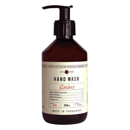Fikkerts Luxury Wooded Amber & Citrus Hand Wash