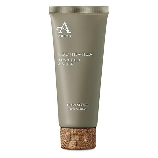 Arran Aromatics Lochranza Patchouli & Anise Shaving Cream