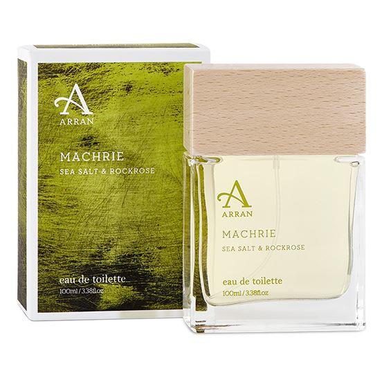 Arran Aromatics Machrie Sea Salt & Rockrose Eau de Toilette