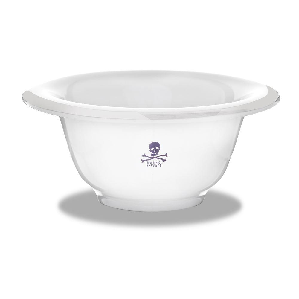 Bluebeards Revenge Porcelain White Shaving Bowl