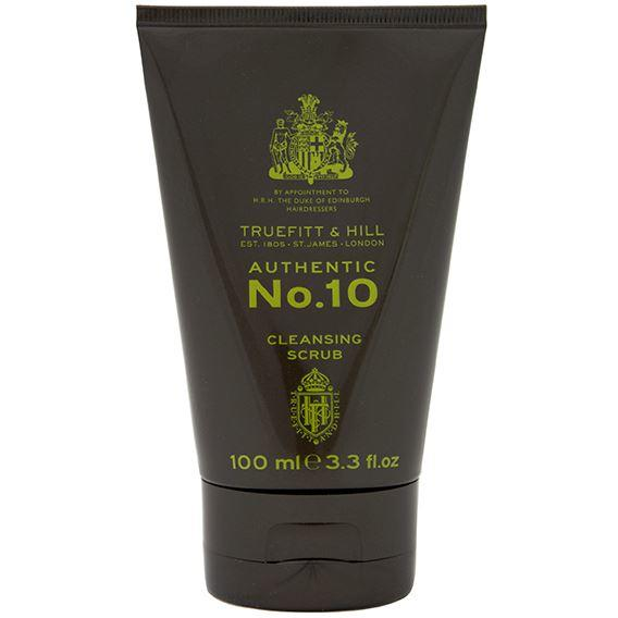 Truefitt & Hill No.10 Facial Pre-Shave Cleansing Scrub