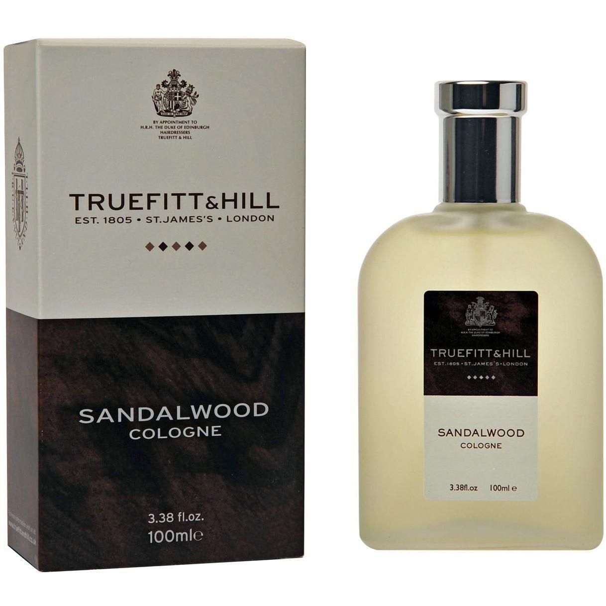 Truefitt & Hill Sandalwood Atomiser Spray Cologne