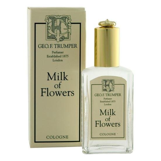 Geo F Trumper Milk of Flowers Cologne & Body Spray