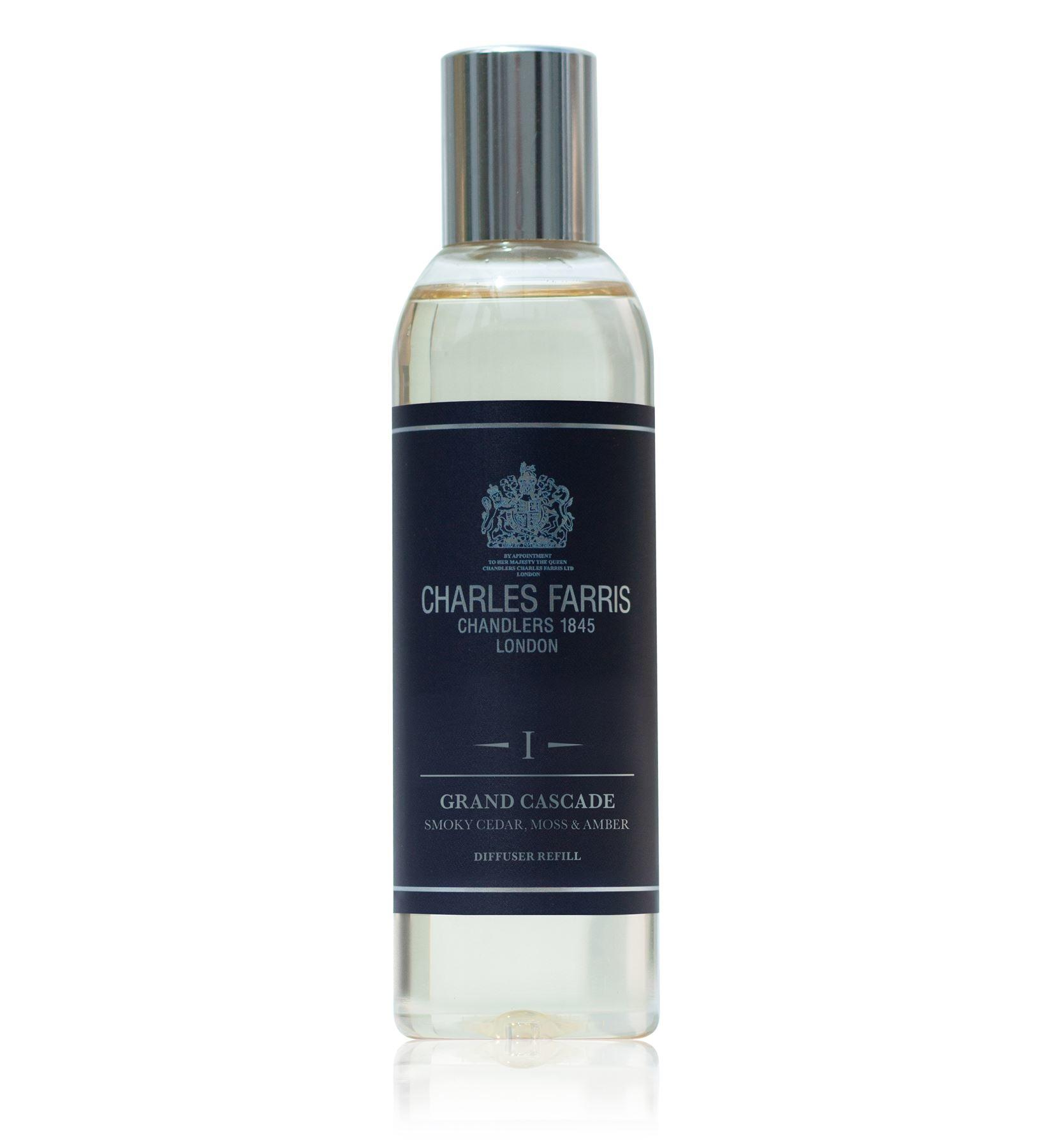 Charles Farris I Grand Cascade Reed Diffuser Oil Refill