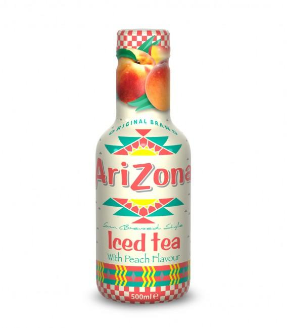 Peach Ice Tea Arizona