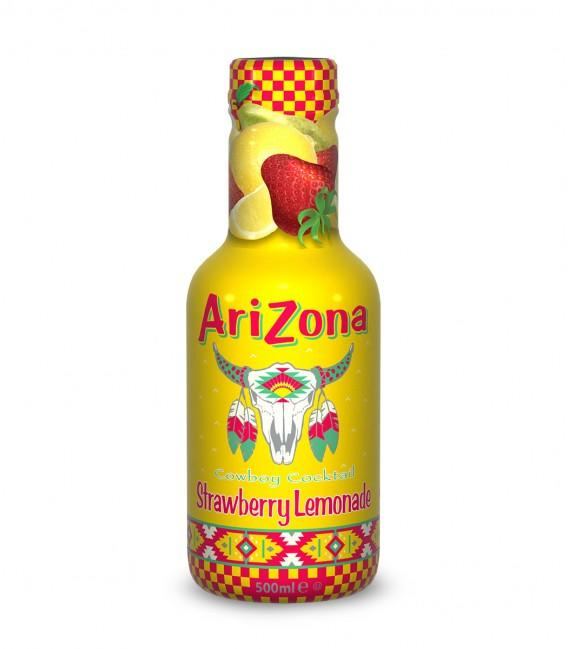 Strawberry Lemonade Juice Arizona