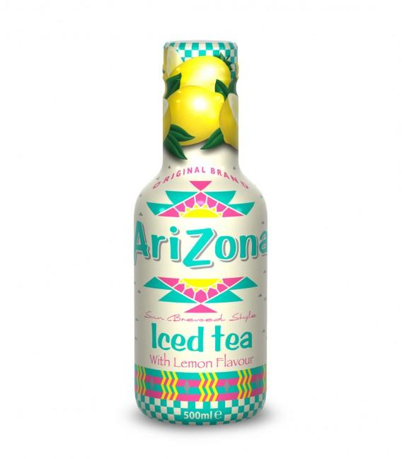 Lemon Iced Tea Arizona