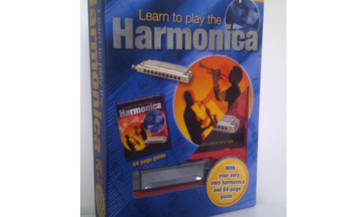 BLUES STARTER PACK FOR HARMONICA BEGINNERS