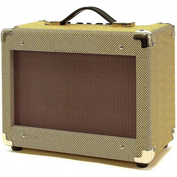 HONKIN' TOM'S VINTAGE 15G TWEED AMPLIFIER