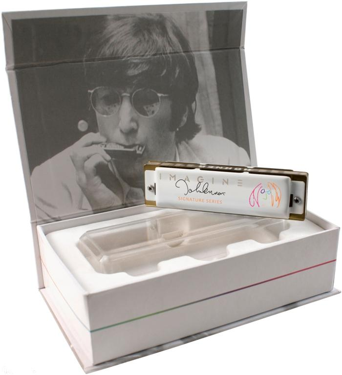 JOHN LENNON 'IMAGINE' SIGNATURE SERIES HARMONICA