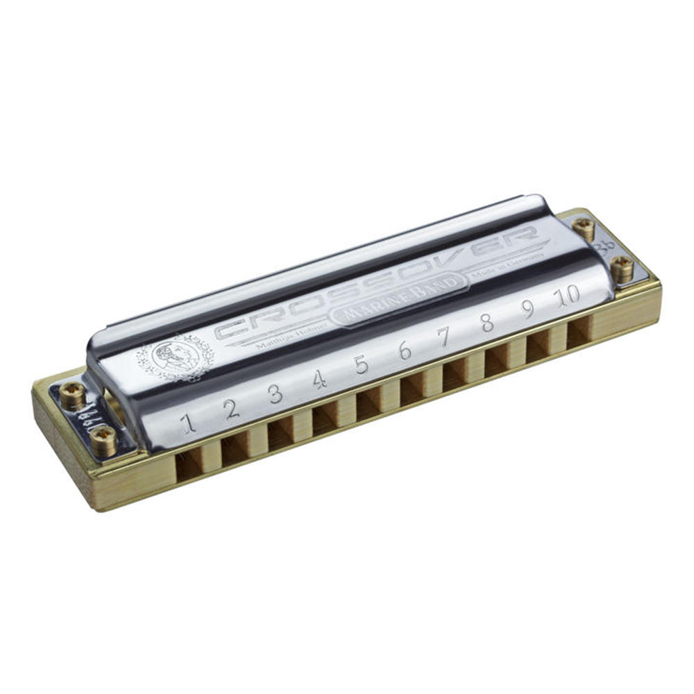 Buy Hohner Marine Band Crossover Harmonica