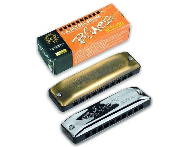SEYDEL SESSION DIATONIC HARMONICA