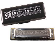HOHNER BLUES BENDER DIATONIC HARMONICA