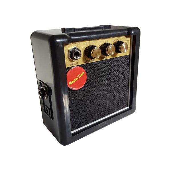 HONKIN' TOM'S 3W MINI AMPLIFIER FOR BLUES HARMONICA