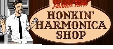 Honkin' Harmonica Shop