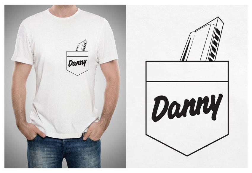HARMONICA PLAYER'S PERSONALISED T-SHIRT GIFT