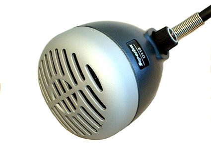 SUPERLUX D112/C HARMONICA MICROPHONE