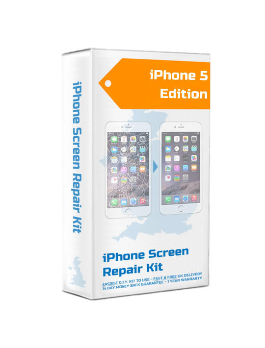 iPhone Screen Repair Kit Box