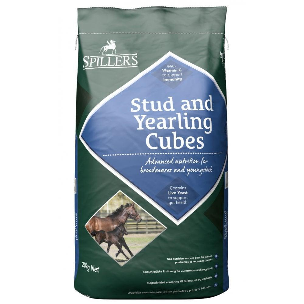 Spillers Stud and Yearling Cubes