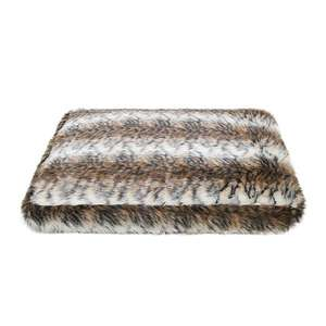 Rosewood Fur Print Mattress