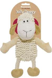 Farmyard sheep dog toy