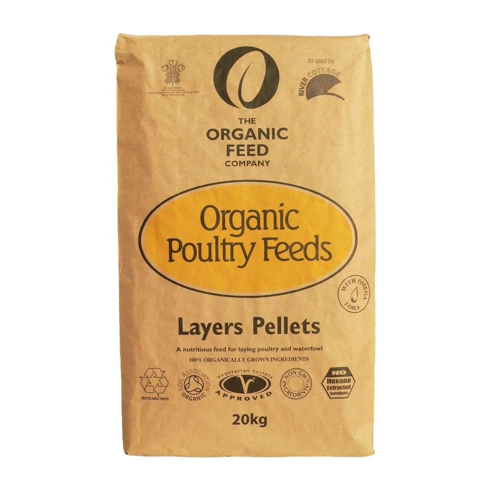 allen and page organic layers pellets