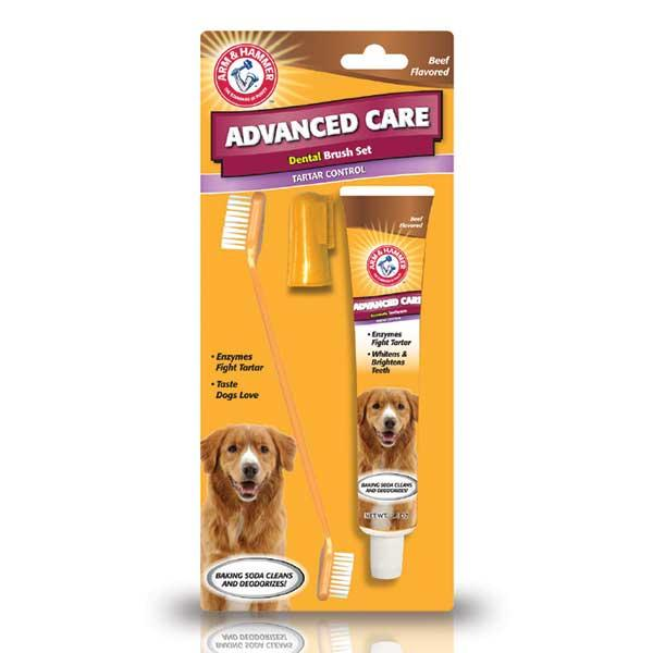 Arm and Hammer tooth brush set
