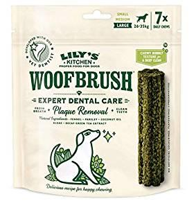 lily's kitchen woofbrush large