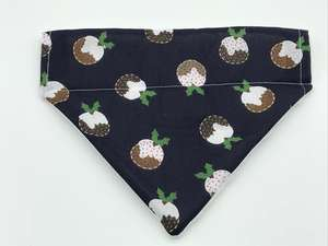 Christmas Pudding Bandana