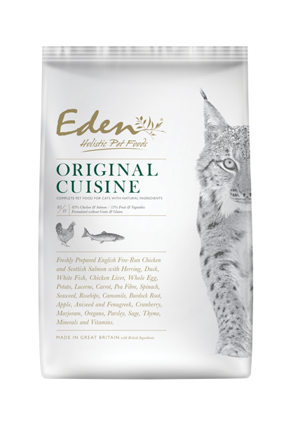 eden holistic cat food original