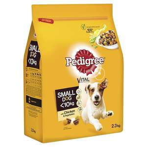 Pedigree Complete Small Dog Chicken & Vegetable